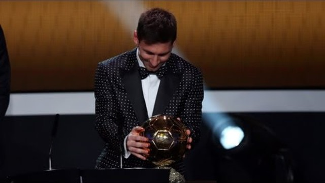 Leo Messi, l'home de les quatre Pilotes d'Or