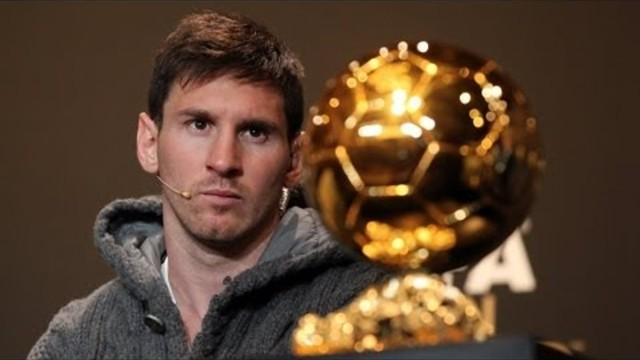 Messi, histria viva a Zuric 