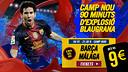 Entrades Copa - FC Barcelona - Màlaga