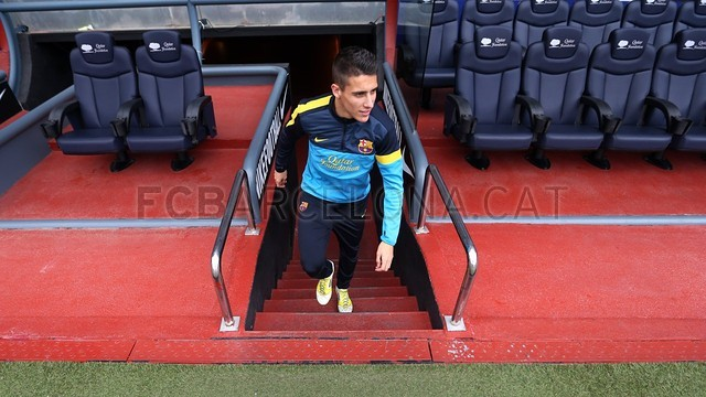 Training session 16/01/2013 / PHOTO: MIGUEL RUIZ - FCB