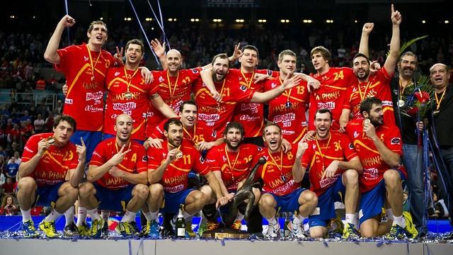 Image result for spain national Handball team