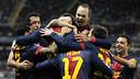 L'equip afronta un mes de febrer amb menys partits que el gener / FOTO: MIGUEL RUIZ - FCB