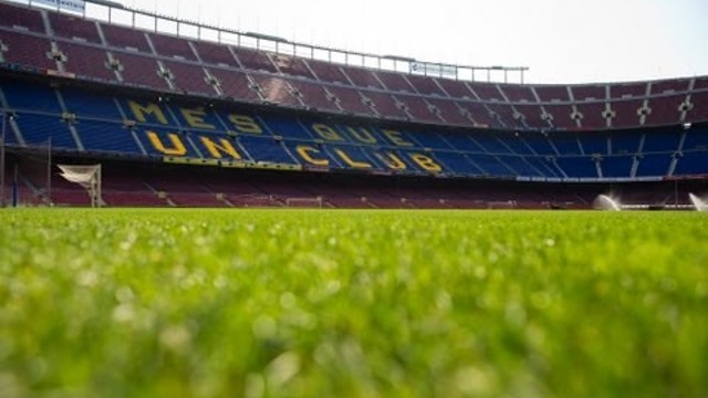 Midday timelapse of the Camp Nou | FC Barcelona