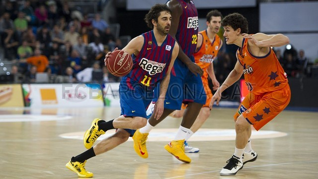 FCB Regal - Valencia Basket (85-69) | FC Barcelona