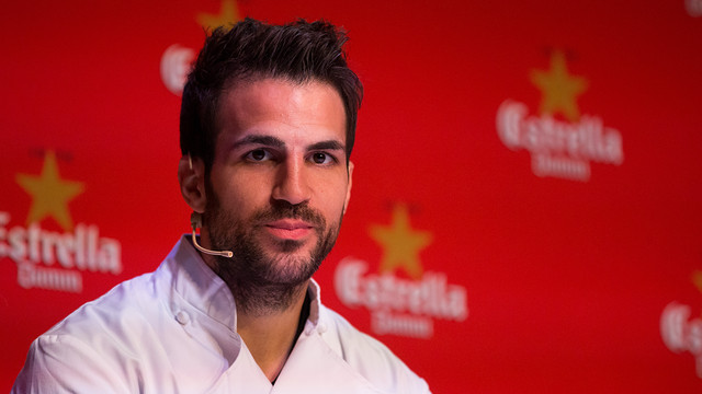 Cesc Fàbregas  / PHOTO: GERMÁN PARGA - FCB