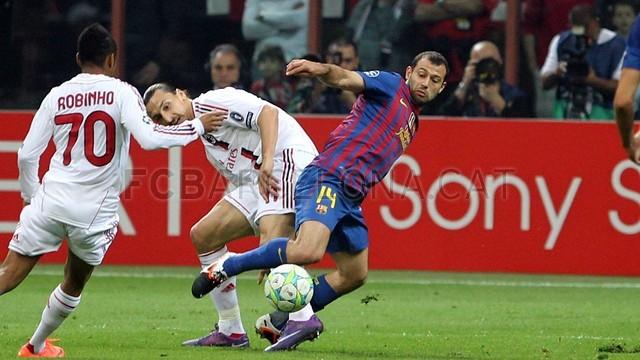 """صــور """"لـ مباريات برشلونة السان"""