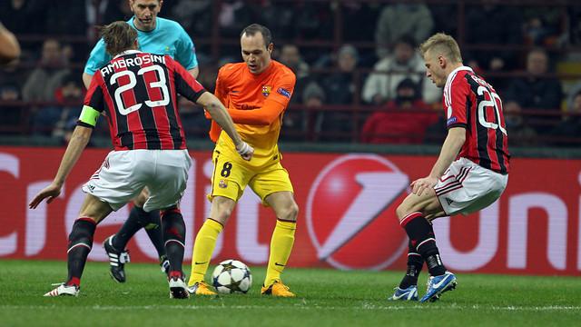 Milan - FCB