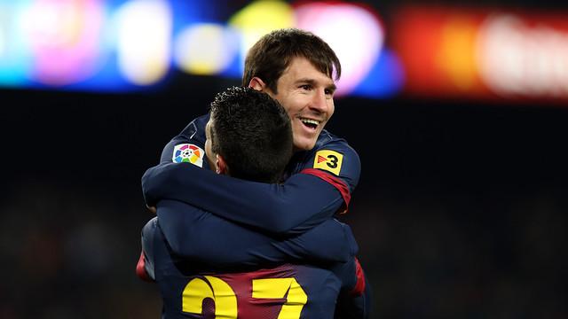 FC Barcelona - Sevilla: Dosi de confiança (2-1) | FC Barcelona