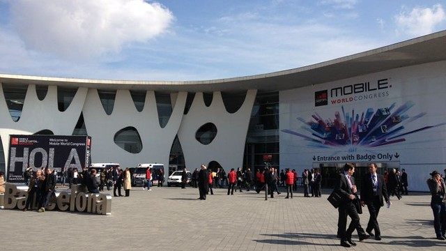 Mobile World Congress 2013 / PHOTO: NATALIA GRAU