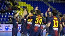 FCB Intersport - BM Huesca(36-26)