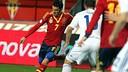 Villa against Finland / PHOTO: FIFA.COM