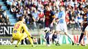 Messi against Celta PHOTO: MIGUEL RUIZ - FCB