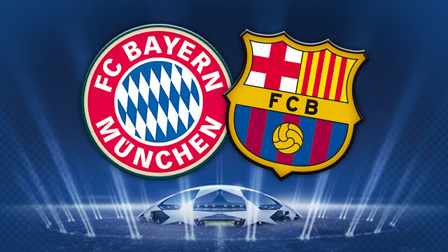 FC Barcelone vs Bayern Munich match en direct live streaming