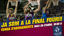 Tickets for Final Four