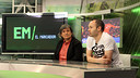 Andrs Iniesta, al programa 'El marcador' de Bara TV / FOTO: MIGUEL RUIZ-FCB