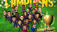 Els Toons, campions de Lliga.
