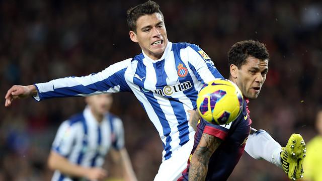 El Barça va tombar l'Espanyol per 4-0 al Camp Nou / FOTO: MIGUEL RUIZ-FCB