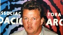 Photo of  Louis van Gaal in a press conference