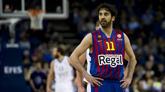 Navarro, en una imagen de archivo. FOTO: ÁLEX CAPARRÓS - FCB