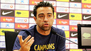Xavi / PHOTO: MIGUEL RUIZ - FCB