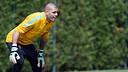 Valdés / PHOTO: MIGUEL RUIZ-FCB.