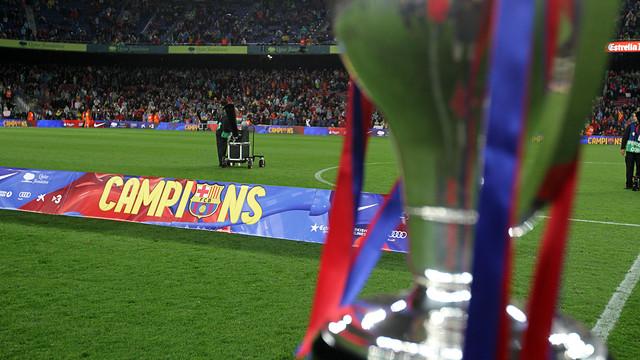 La Lliga, al Camp Nou / FOTO: MIGUEL RUIZ-FCB
