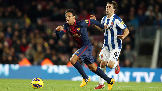 Thiago / PHOTO: MIGUEL RUIZ-FCB