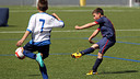 Barça's academy players continue to perform brilliantly and here are some of their fantastic goals from last weekend / FOTO: MIGUEL RUIZ - FCB