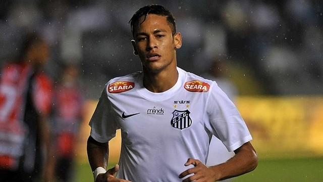 Neymar / PHOTO: SANTOS FC
