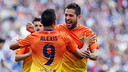 Alexis and Alba / PHOTO: MIGUEL RUIZ - FCB