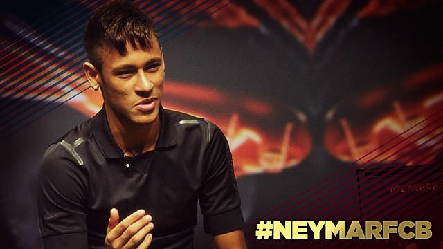 Neymar / Photo Nike