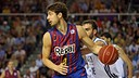 FCB Regal - Real Madrid (73-62, fourth match)