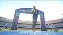 Gerard Piqué ahead of the match against Bayern Munich / PHOTO: MIGUEL RUIZ - FCB