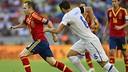 Iniesta, un dels onze blaugranes a Brasil. FOTO: FIFA.com