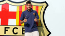 Neymar is the only signing Barça have made so far / PHOTO: MIGUEL RUIZ - FCB