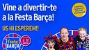 Congrés i Trobada Mundial de Penyes - Festa Barça 2013