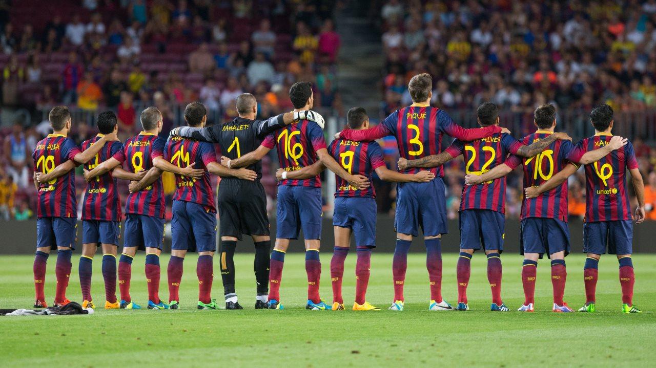 fc barcelona team promotion - photo #21