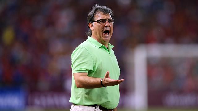 Tata Martino / PHOTO: MIGUEL RUIZ-FCB.