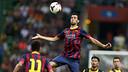 Barça played the last match of the pre-season in Malaysia / PHOTO: MIGUEL RUIZ - FCB