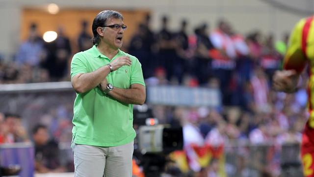 Tata Martino / PHOTO: MIGUEL RUIZ - FCB