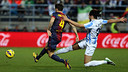 Cesc scored one of Barça's goals in the last visit to Malaga in the league / PHOTO: MIGUEL RUIZ-FCB