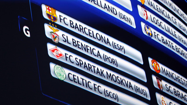 Barça will learn on Thursday who they'll be playing in the group stages / PHOTO: ARXIU FCB