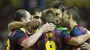 El Barça Alusport s'ha imposat per 4-3 / FOTO: VICTOR SALGADO-FCB