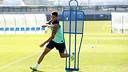 Cristian Tello in training / PHOTO: MIGUEL RUIZ - FCB