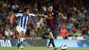 Barça entertain Real Sociedad on the day of the Mercè Festival / PHOTO: ARXIU FCB