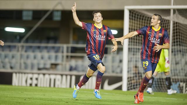 Прогноз матча по футболу Эльденсе - Барселона (Б)