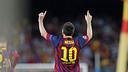 Messi FCB - Ajax / FOTO: MIGUEL RUIZ - FCB