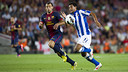 Mascherano and Vela / PHOTO: MIGUEL RUIZ-FCB