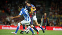 Barça v Real Sociedad last season. PHOTO: MIGUEL RUIZ-FCB.