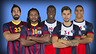 Karabatic,Sorhaindo,Abalo,Honrubia and Narcisse together